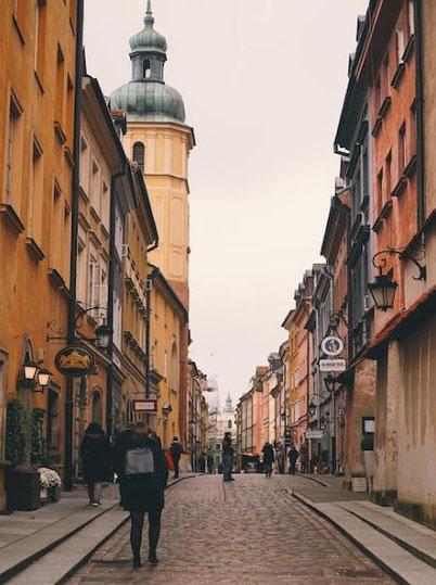 Смог - большой минус жизни в Польше
