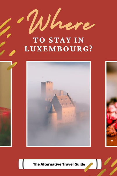 Best areas and hotels in Luxembourg: recommendations from a local