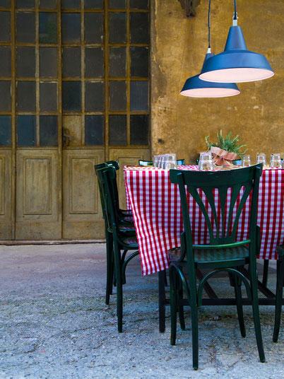 альтернативный бар-ресторан в Милане Spirit of Milan