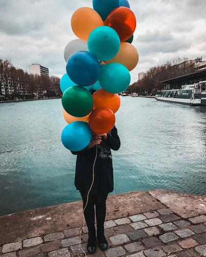 нетуристический канал Сен-Мартен в Париже