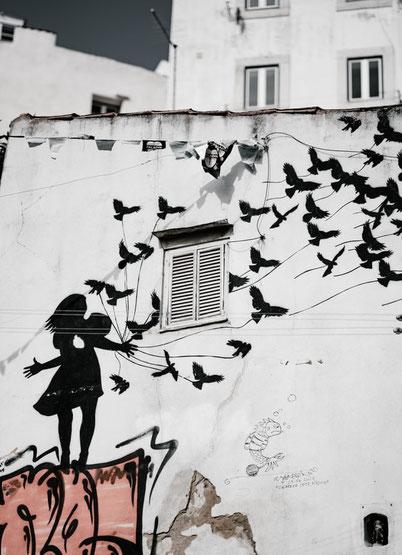 стрит-арт в Париже