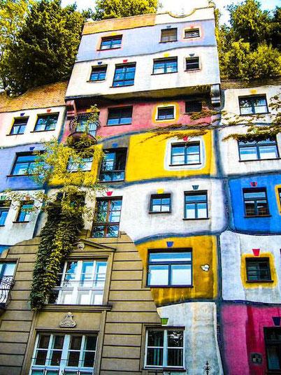 Austria Bucket list: visit Hundertwasser House & Museum in Vienna