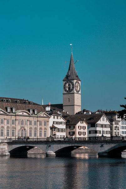 Zurich: Day 2 of Switzerland itinerary