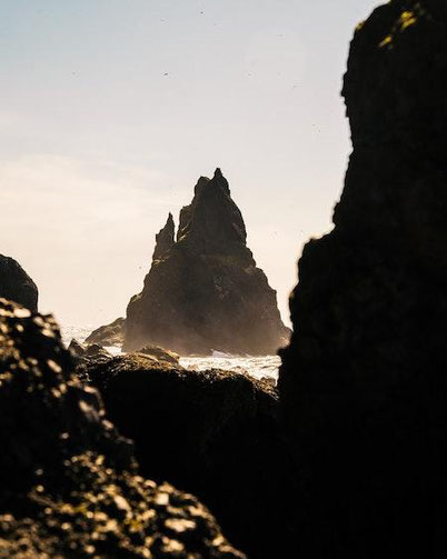 Iceland hidden gems: a place of power in Vik