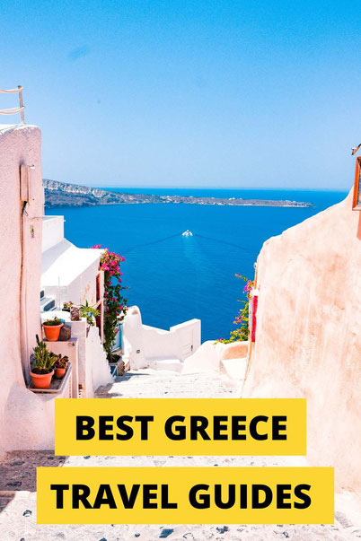 The Best Greece Travel Guides