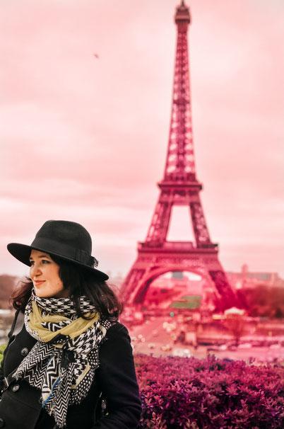 Небанальный Париж - Эйфелева Башня моими глазами