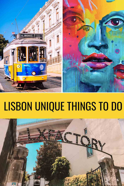 Unique things to do in Lisbon, Portugal