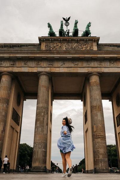 Berlin Brandernburg Gate