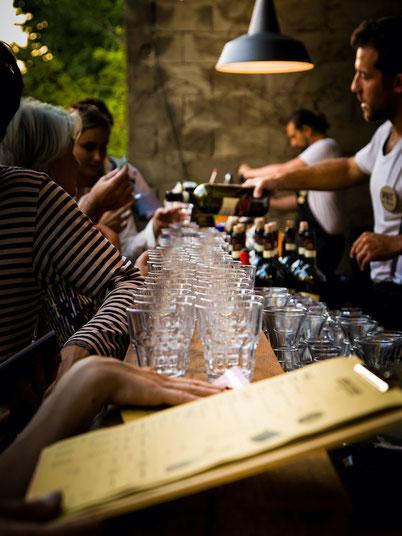 альтернативный бар  в Милане Spirit of Milan