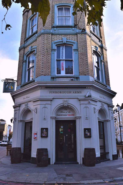 Finborough Theatre in London