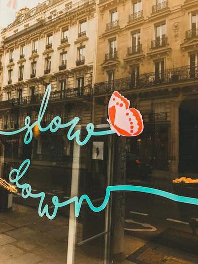 отдых в Париже в стиле slow