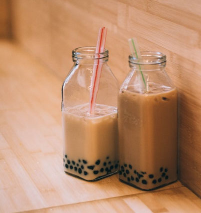 Only in Hong Kong: unique local drink milk tea