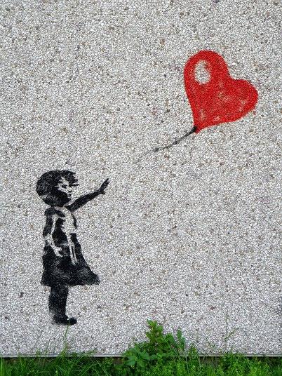 Париж стрит-арт
