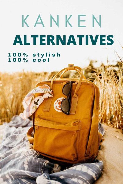 The Best Kanken Alternatives: Stylish Urban Backpacks