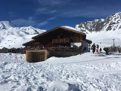 Kaiser Max Hütte Kühtai