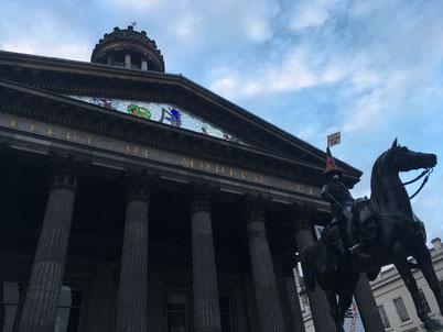 Glasgow theatre