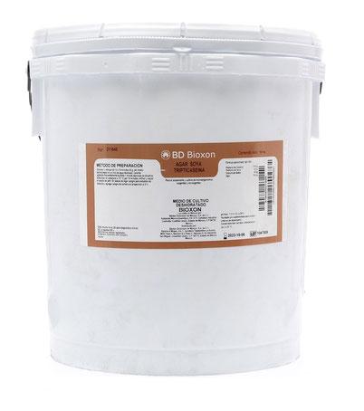 211645 BD Bioxon® Agar Soya Tripticaseina, 10 Kg
