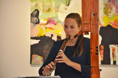 Carolin E. Fischer, Blockflöten
