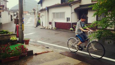 2014 御霊会の日 雨
