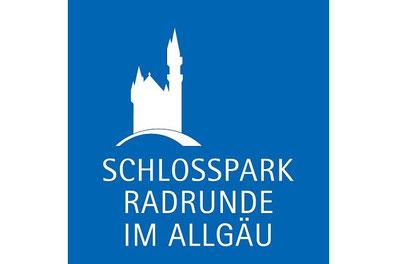 ADFC-RadReiseRegion Schloßpark im Allgäu