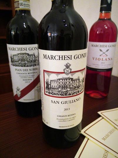 Marchesi Gondi Firenze Chianti. Etesiaca itinerari di vino. BLOG