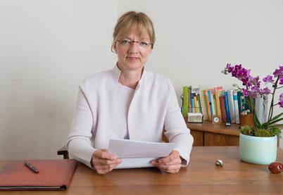Angelika von Stackelberg, Heilpraktikerin