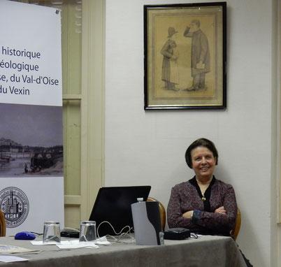 Marie-Thérèse Lhonoré, professeure agrégée d'histoire