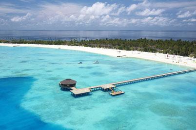 MAG Lifestyle Magazin Reisen Urlaub Familienurlaub Fernreisen Malediven Atmosphere Hotels Resorts Kanifushi Tauchurlaub Kinder kinderfreundlich All Inclusive