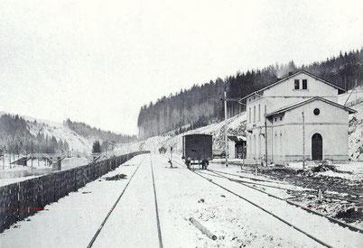Bild: Wünschendorf Holzbrücke Flöhabrücke