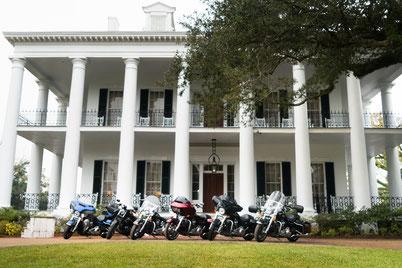 Geführte Motorradreise New Orleans, Eaglerider