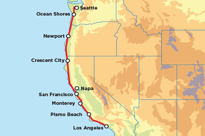 Motorradreisen USA , geführte Touren