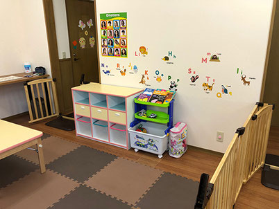 1歳児保育ルーム