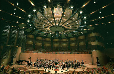 """""""Musiker gegen Rassismus""""! 19. 9. 2001 in der Kölner Philharmonie"""