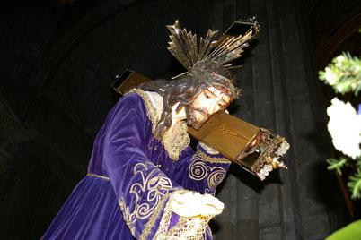 El Nazareno, Jaca.