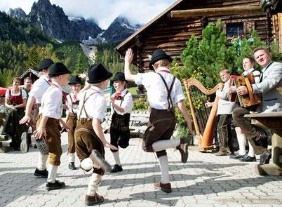 Bauernherbstfest ©SalzburgerLand Tourismus