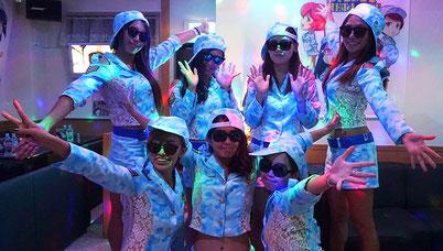 石垣島のドレスじゃないリゾートコスプレキャバクラ「CAMP META-CAT」女の子募集