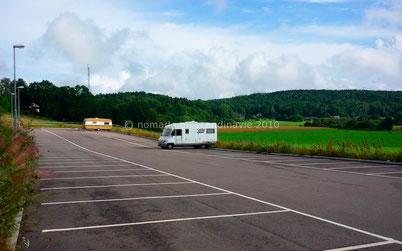 Parking de Fjärås