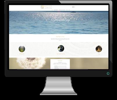 Seite designed von Anke Fröhlich für Seelencoaching
