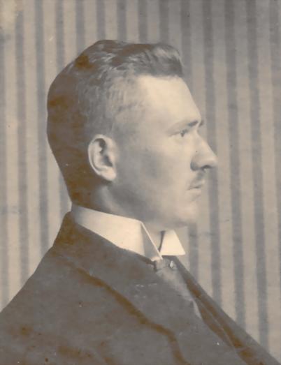 Historische Aufnahme von Hanns Heinen, ca. 1922