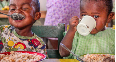Offrir des rapas aux enfants vivant sous le seuil de pauvreté