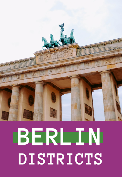Berlin Districts Guide: where is it better to stay & safety