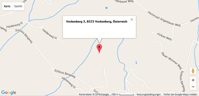 Anreise Ungertoni Stubenberg