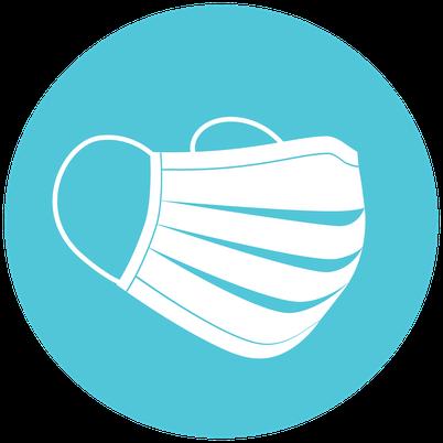 Icon Mund-Nasen-Schutz