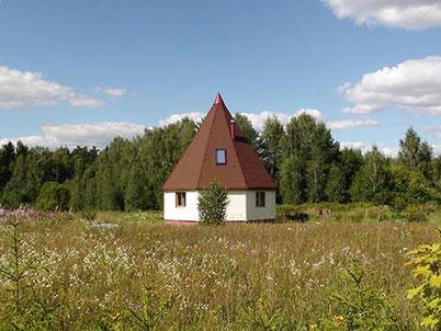 科夫切格生態村一景