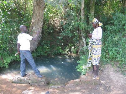 Stato originario di una delle prime 21 fonti d'acqua