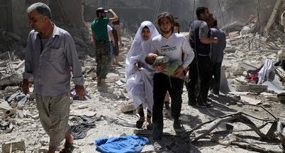 Aleppo, december 2016