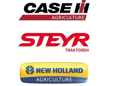 Case IH New Holland Steyr Logo