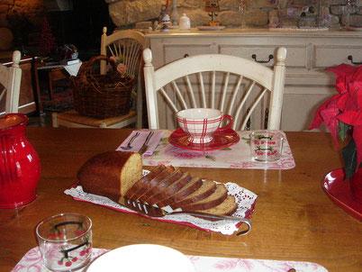 recette pain d'épice miel