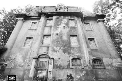 Meinertsche Spinnmühle Lugau, Baujahr 1812