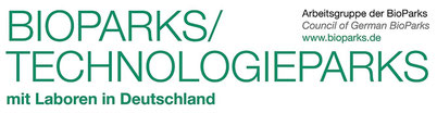 Ersatzlogo der Arbeitsgruppe BioParks im BVIZ